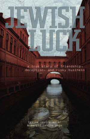 Jewish Luck Book Cover image