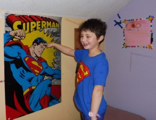 My Granddaughter Loves Superman