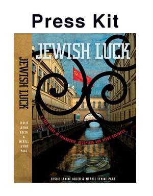 Jewish Luck Press Kit